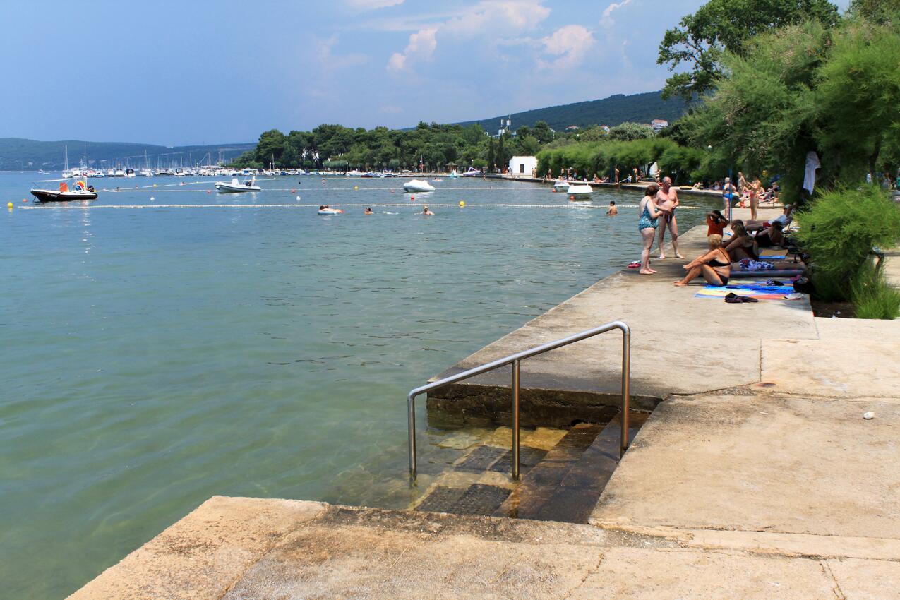 Ferienwohnung im Ort Punat (Krk), Kapazität 2+2 (2143522), Punat, Insel Krk, Kvarner, Kroatien, Bild 8