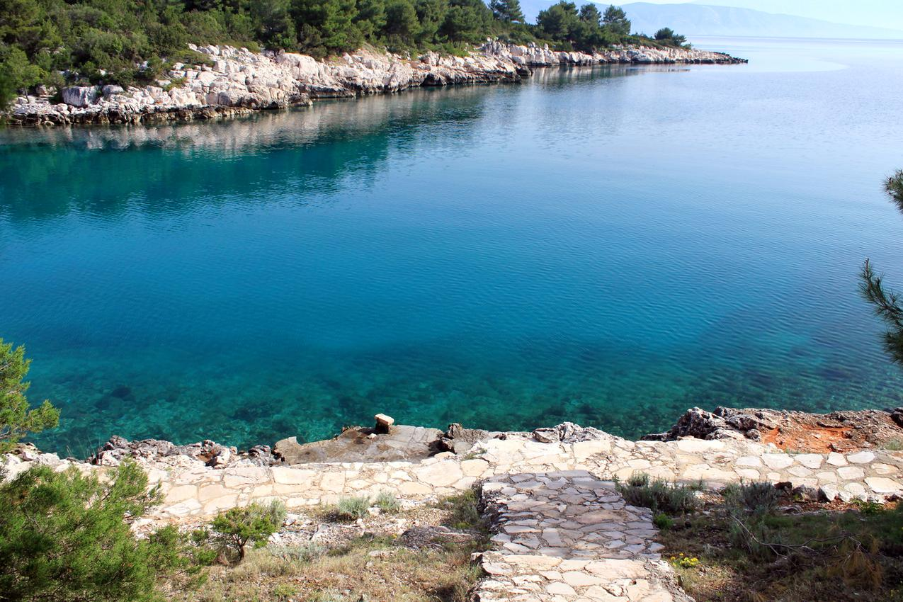 Ferienwohnung im Ort Mudri Dolac (Hvar), Kapazität 4+1 (1012728), Vrbanj, Insel Hvar, Dalmatien, Kroatien, Bild 21