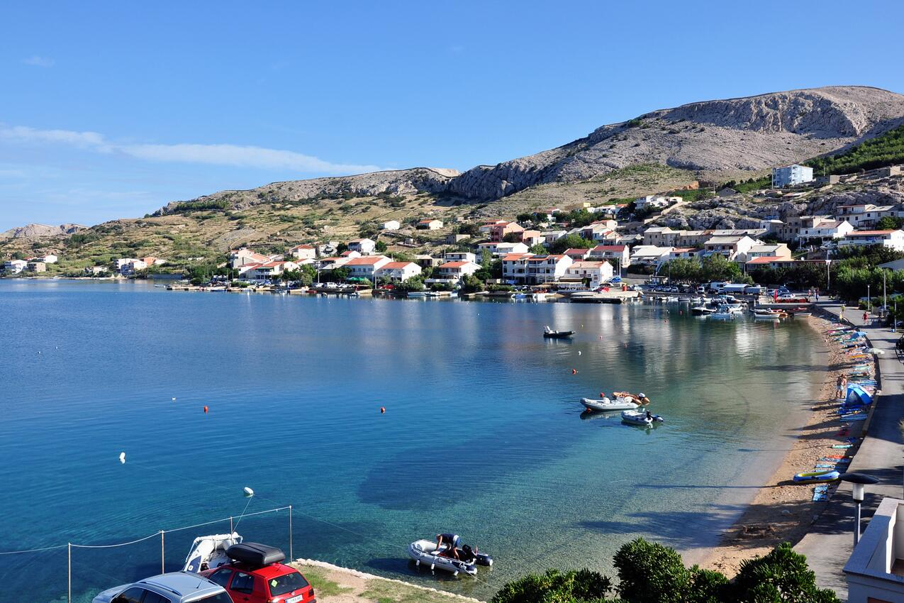 Ferienwohnung im Ort Metajna (Pag), Kapazität 2+3 (2147151), Metajna, Insel Pag, Kvarner, Kroatien, Bild 9