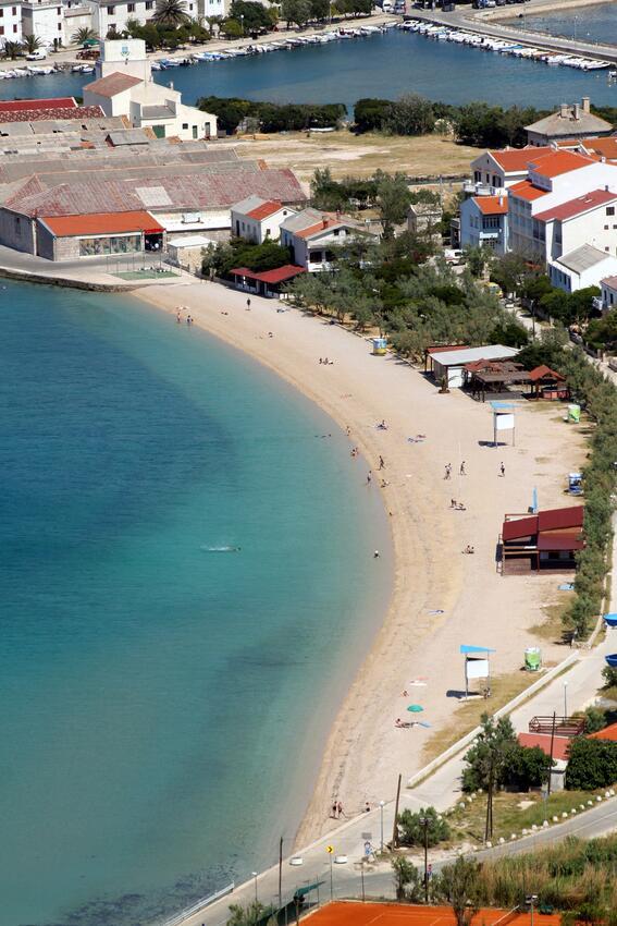 Ferienwohnung im Ort Pag (Pag), Kapazität 8+0 (2239262), Pag, Insel Pag, Kvarner, Kroatien, Bild 12