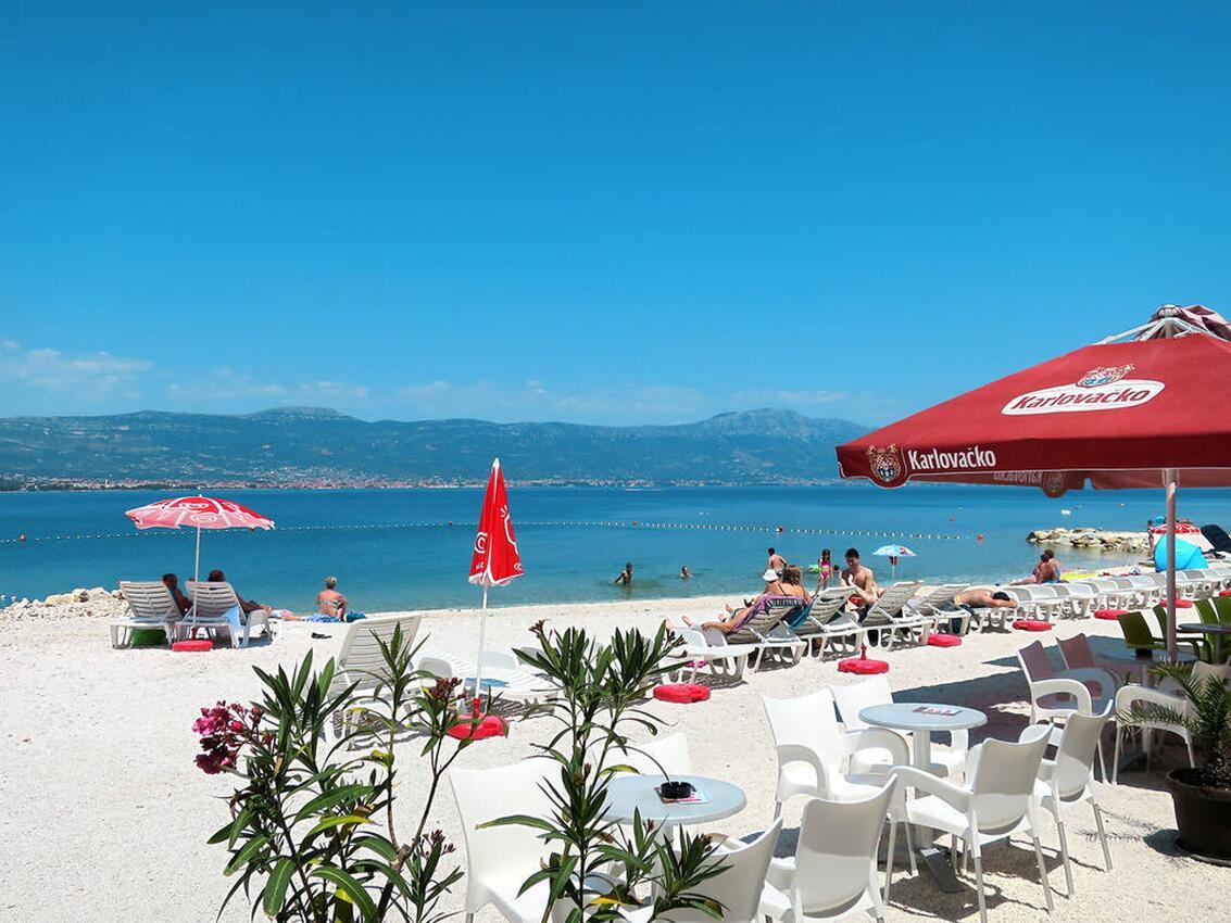 Chorvatsko ubytování přímo u moře