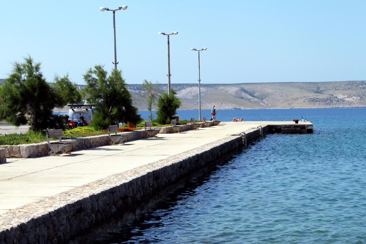 Ferienwohnung im Ort Starigrad (Paklenica), Kapazität 4+1 (2143350), Starigrad Paklenica, , Dalmatien, Kroatien, Bild 8