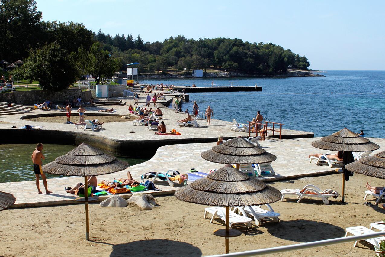 Ferienwohnung Studio Appartment im Ort Mugeba (Pore), Kapazität 2+2 (2450610), Mugeba, , Istrien, Kroatien, Bild 14
