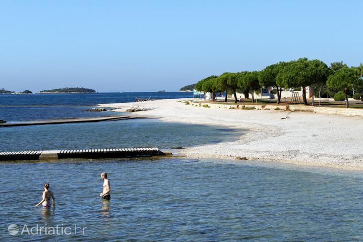 Strand rovinj fkk Villas Rubin