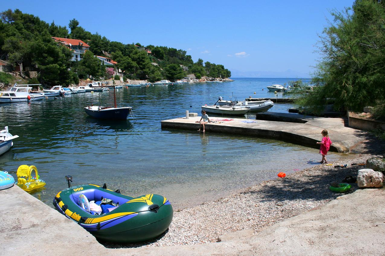 Ferienwohnung im Ort Basina (Hvar), Kapazität 2+0 (1012636), Vrbanj, Insel Hvar, Dalmatien, Kroatien, Bild 18