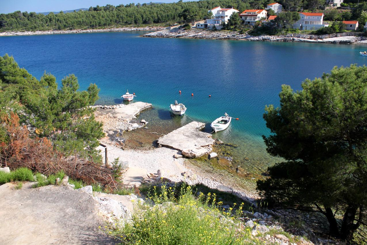 Ferienwohnung im Ort Mudri Dolac (Hvar), Kapazität 2+2 (1012640), Vrbanj, Insel Hvar, Dalmatien, Kroatien, Bild 19