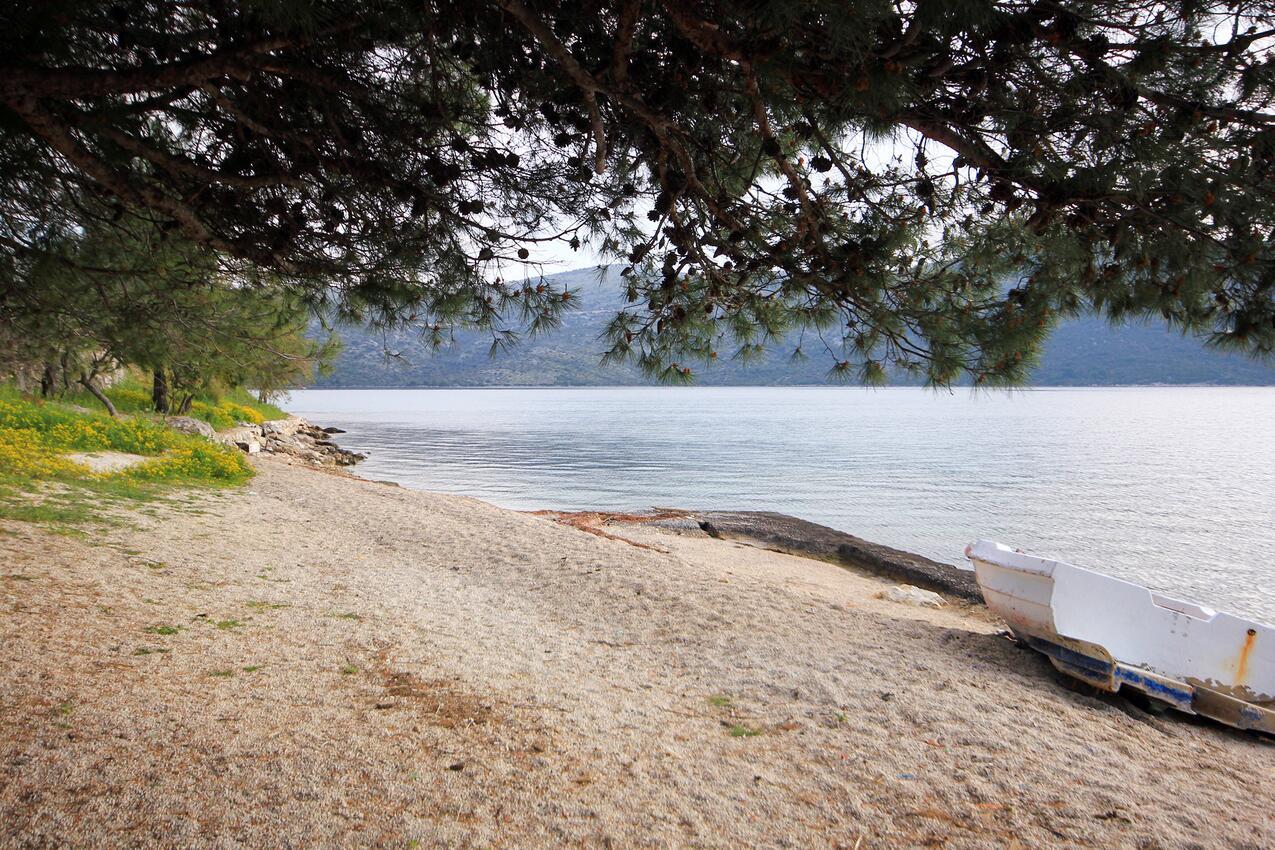 Ferienwohnung im Ort Poljica (Trogir), Kapazität 4+0 (1606041), Poljica, , Dalmatien, Kroatien, Bild 10