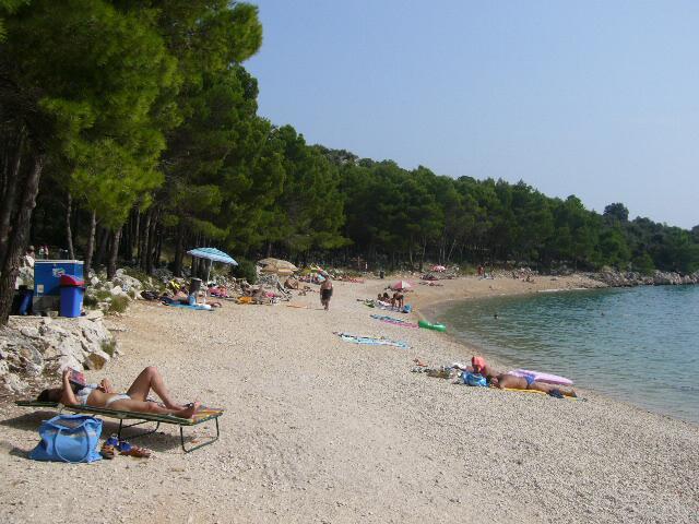 Plaz Porat Biograd Drage Nejlepsi Plaze V Chorvatsku