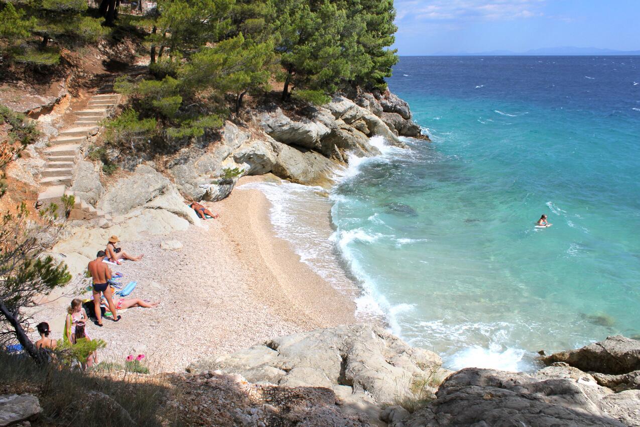 Ferienwohnung im Ort Pisak (Omia), Kapazität 6+2 (1011795), Pisak, , Dalmatien, Kroatien, Bild 10