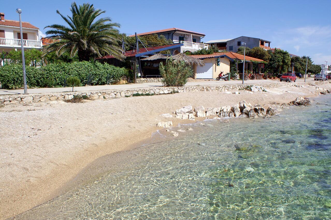 Ferienwohnung im Ort Mandre (Pag), Kapazität 4+0 (1013334), Mandre, Insel Pag, Kvarner, Kroatien, Bild 8