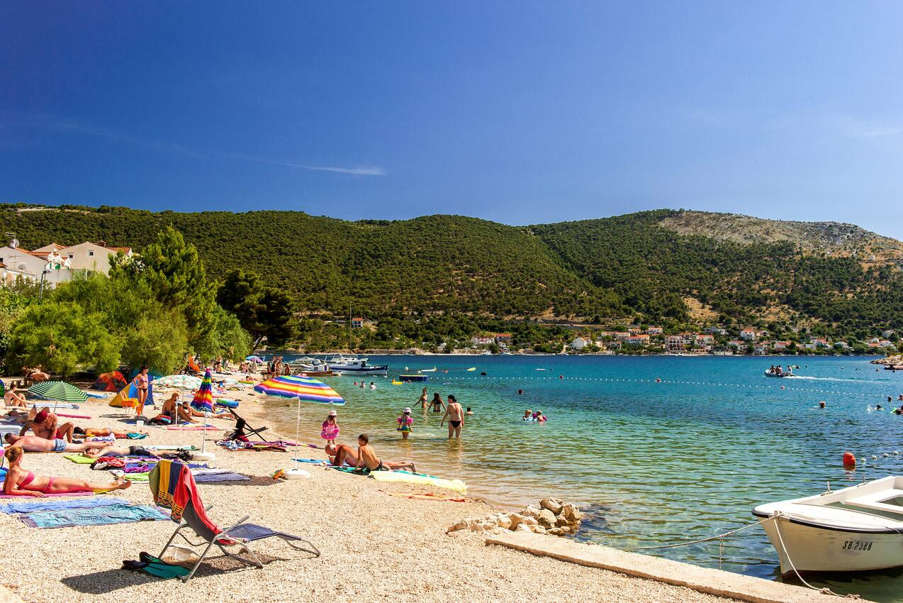 Ferienwohnung im Ort Grebaatica (`ibenik), Kapazität 4+0 (2294773), Grebaštica, , Dalmatien, Kroatien, Bild 7