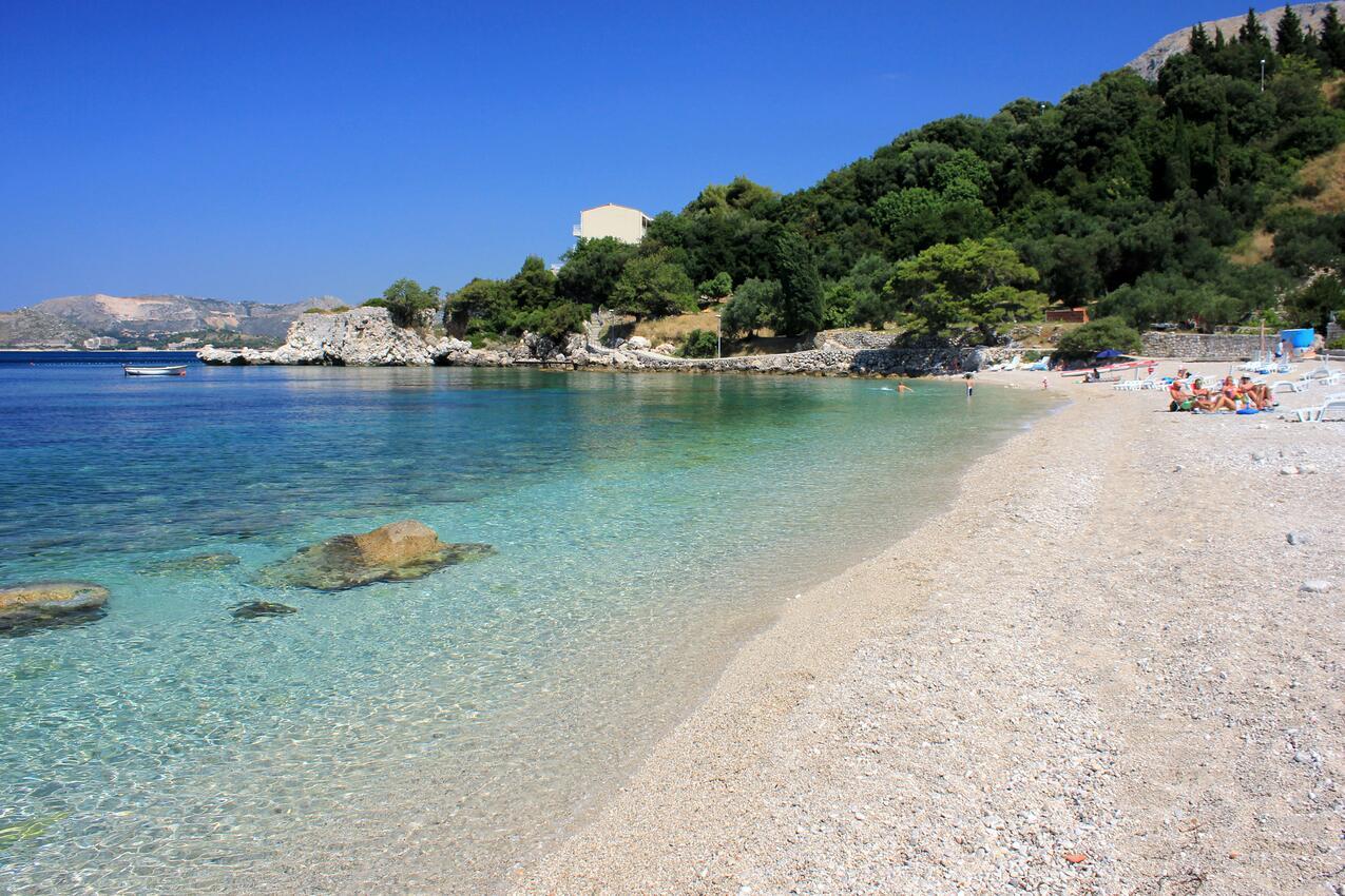 Appartement de vacances Studio Appartment im Ort Plat (Dubrovnik), Kapazität 2+1 (2077391), Plat, , Dalmatie, Croatie, image 21
