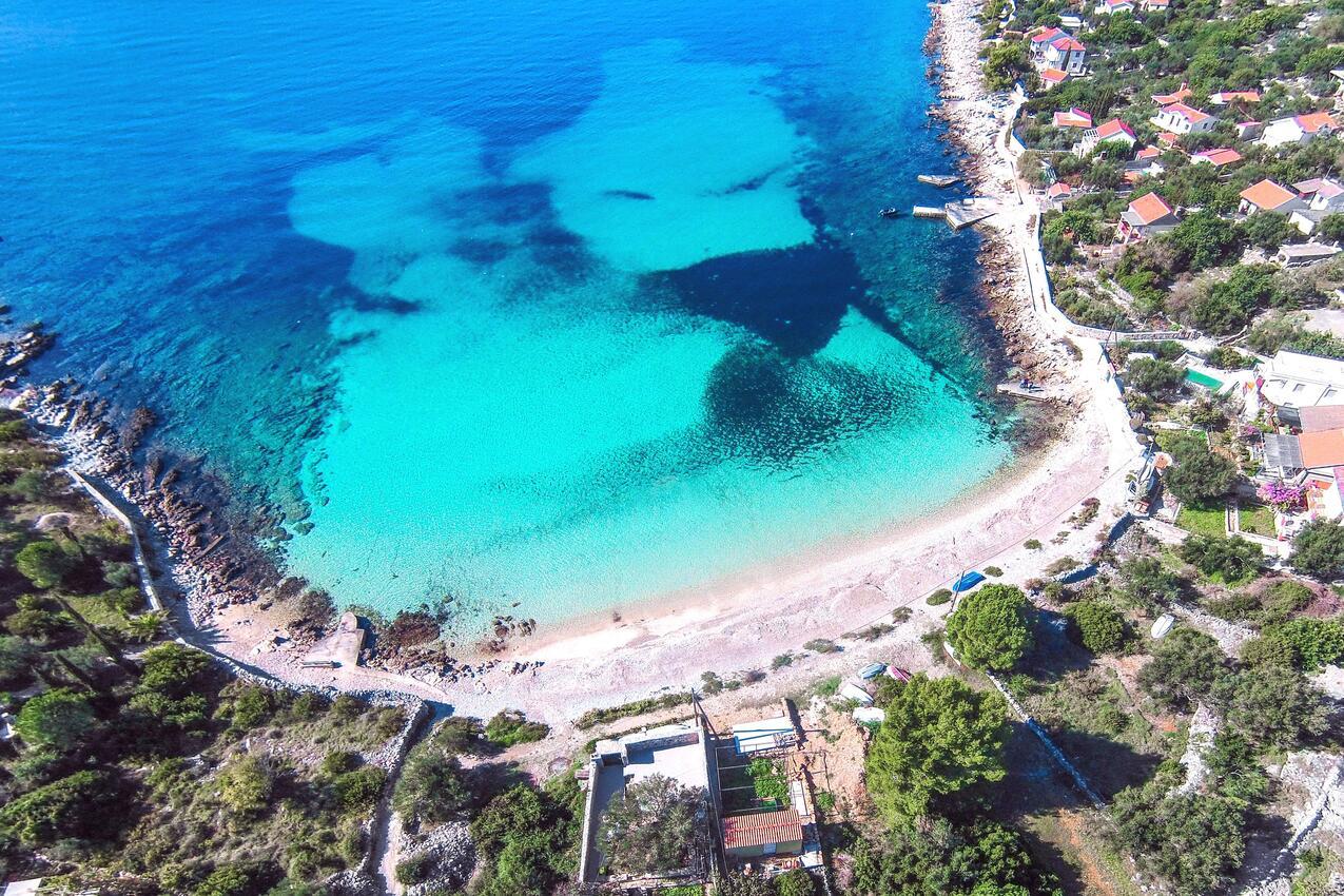 Chorvatsko vila pro 14 osob