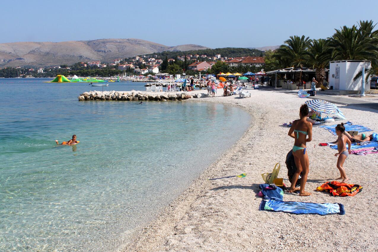 Chorvatsko vila pro 24 osob