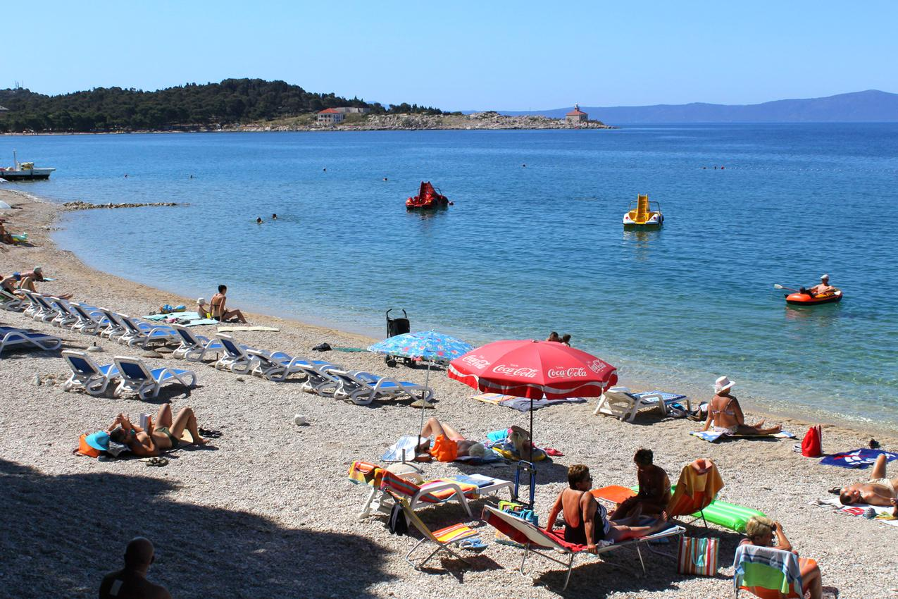 Chorvatsko hotely