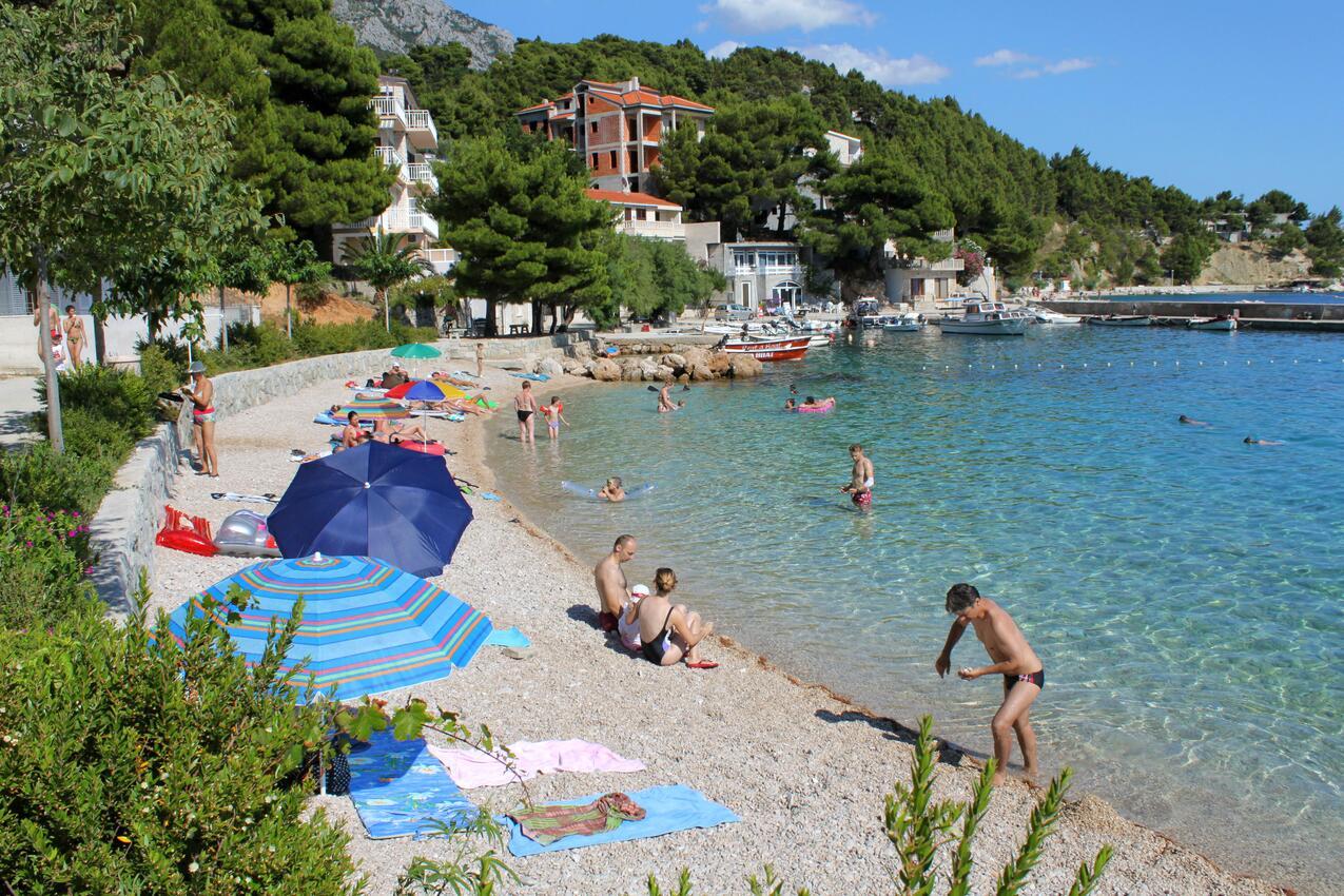 Ferienwohnung im Ort Brela (Makarska), Kapazität 6+2 (1845839), Brela, , Dalmatien, Kroatien, Bild 15