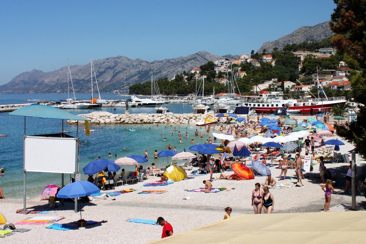 Chorvatsko vila pro 16 osob