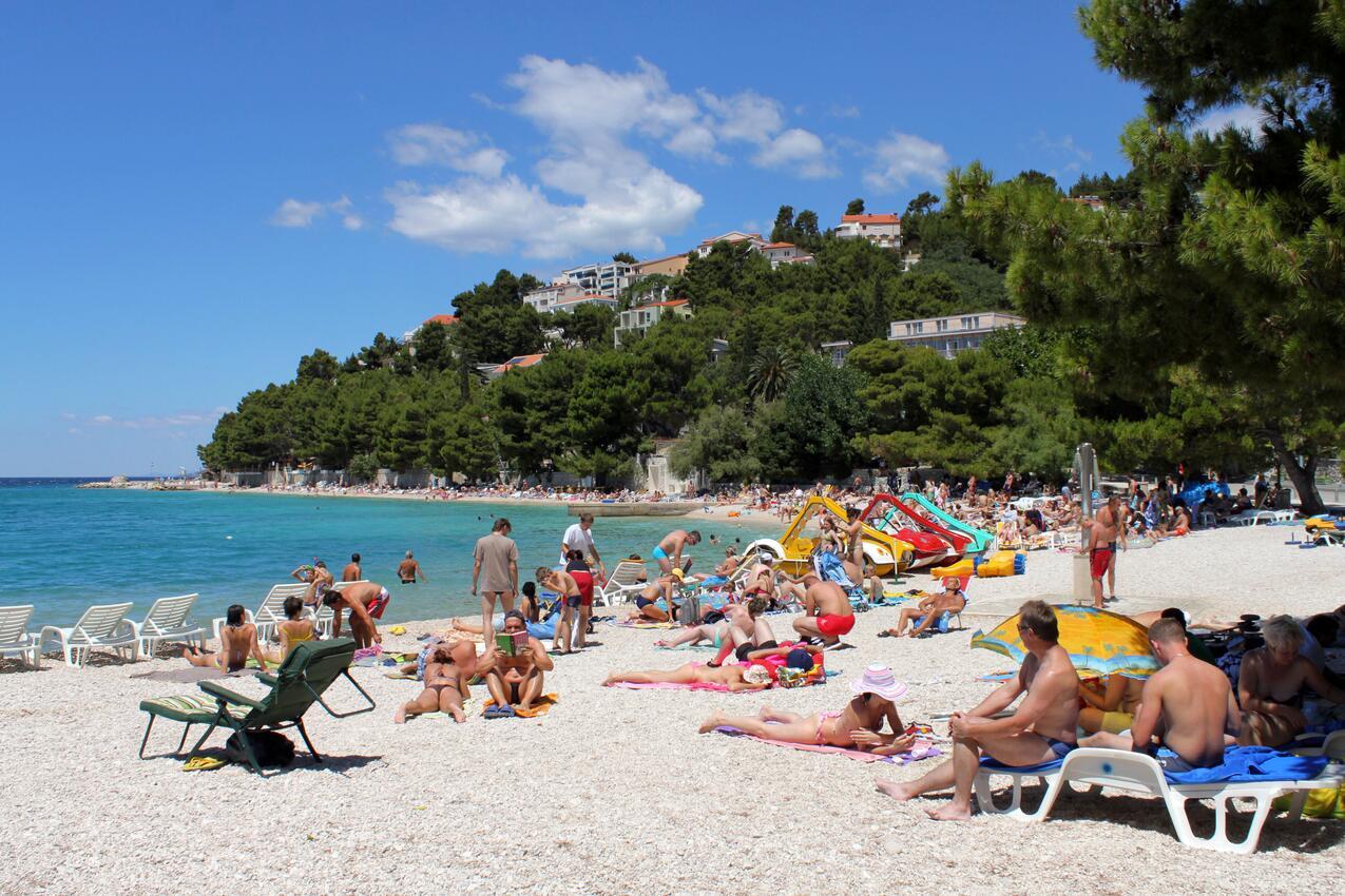 Chorvatsko Makarska