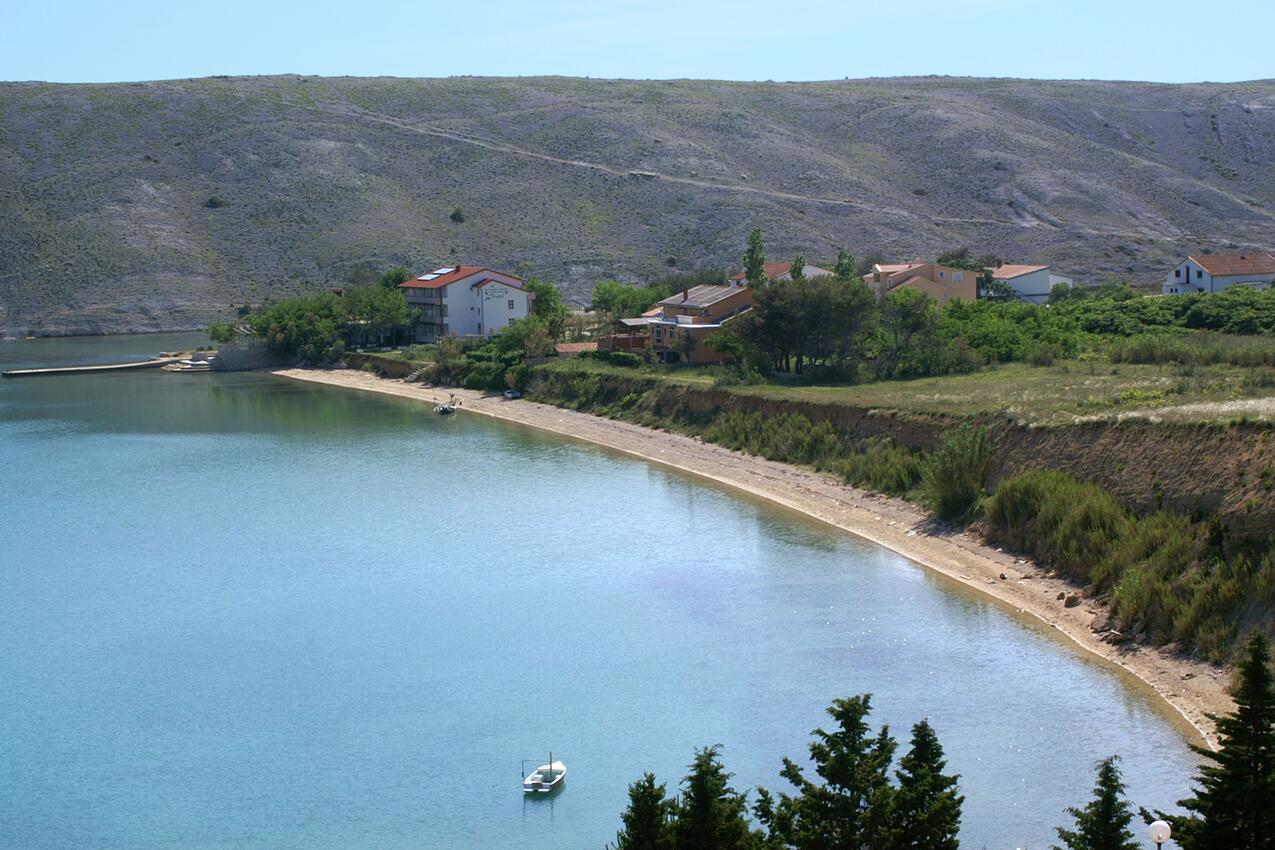Ferienwohnung im Ort Vlaaii (Pag), Kapazität 6+2 (1012020), Vlasici, Insel Pag, Kvarner, Kroatien, Bild 12