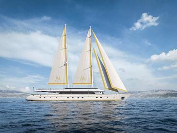 Yacht charter Anima Maris   C-SY-4943
