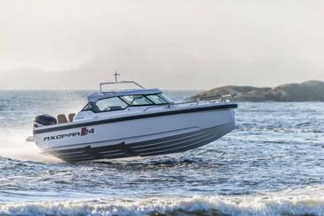 Pronájem lodí Axopar 24 HT | C-MB-3945