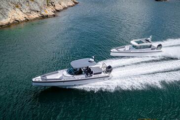 Pronájem lodí Axopar 28 T-Top   C-MB-3944