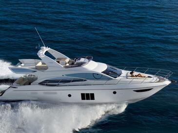 Yacht charter Azimut 58 | C-MB-4258