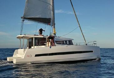 Yacht charter Bali 4.0 | C-SY-4106