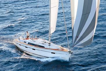 Yacht charter Bavaria 41 Cruiser | C-SY-3698