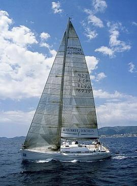 Yacht charter Bavaria 42 Match | C-SY-442