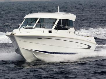 Charter jachtów Beneteau Antares 7.50 HB | C-MB-699