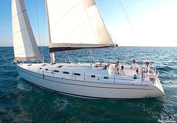 Yacht charter Beneteau Cyclades 50.5 | C-SY-1293