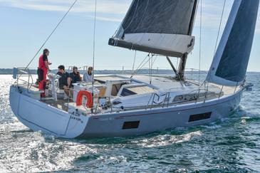 Чартер Beneteau Oceanis 46.1 | C-SY-4205