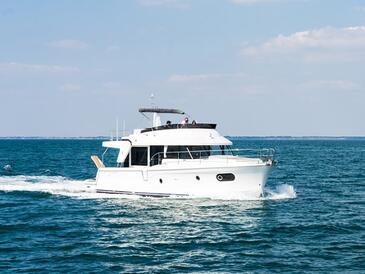 Pronájem lodí Beneteau Swift Trawler 47 | C-MB-4263