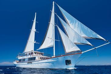 Yacht charter Corsario | C-SY-4944