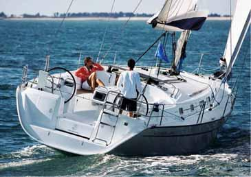 Yacht charter Beneteau Cyclades 43,4 | C-SY-4279