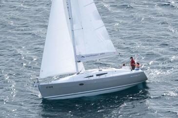 Pronájem lodí Dehler 34 | C-SY-4211