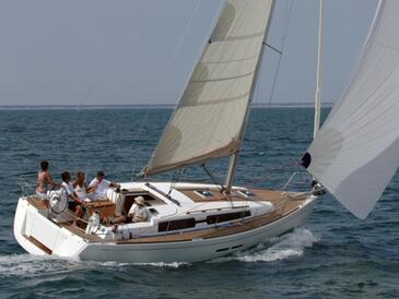 Yacht charter Dufour 375 GL | C-SY-4245