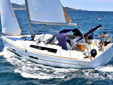 Pronájem lodí Dufour 382 GL | C-SY-4240