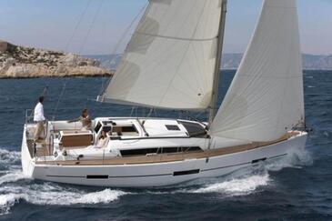 Pronájem lodí Dufour 412 GL | C-SY-4239