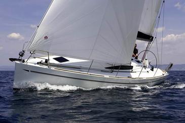 Pronájem lodí Elan 340   C-SY-4037