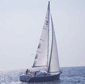 Čarter plovila Elan 344 Impression | C-SY-1395