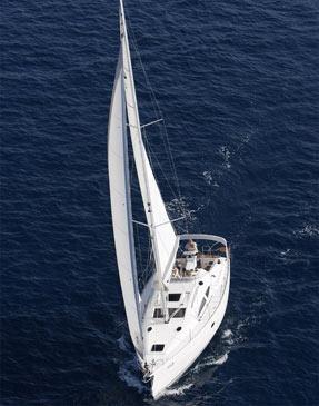 Prenájom lodí Elan 384 Impression | C-SY-1388