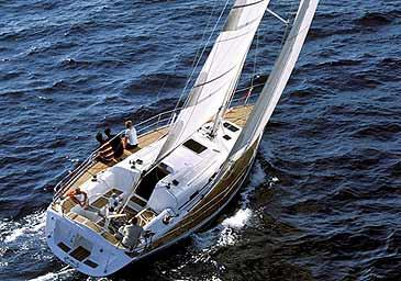 Yacht charter Elan Impression 40 | C-SY-4097