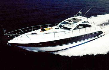 Charter Fairline Targa 52 GT | C-MB-1049