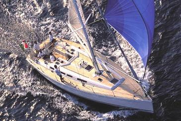Yacht charter Grand Soleil 45 | C-SY-193