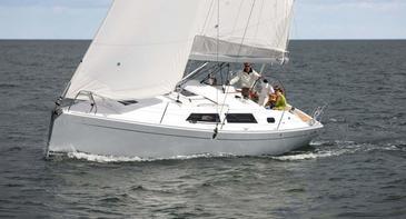 Pronájem lodí Hanse 355   C-SY-4172