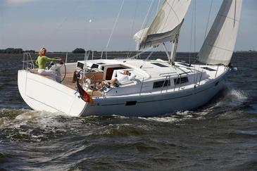 Pronájem lodí Hanse 385 | C-SY-4127