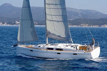 Yacht charter Hanse 415 | C-SY-3937