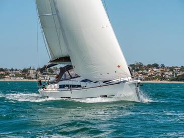 Yacht charter Hanse 418 | C-SY-3874